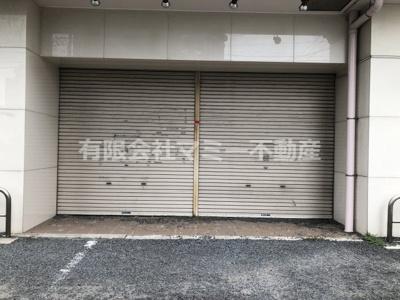 【エントランス】鵜の森1丁目店舗U