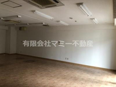 【内装】鵜の森1丁目店舗U