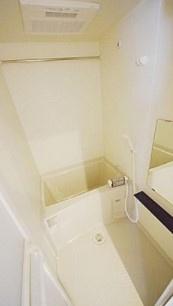 【浴室】茅ヶ崎市ひばりが丘一棟アパート
