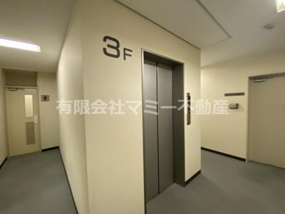 【設備】浜田町オフィスビルK