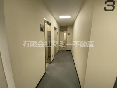 【その他共用部分】浜田町オフィスビルK