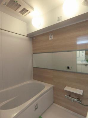【浴室】第二スカイハイム