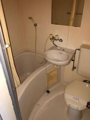 【浴室】レオパードウエハラ