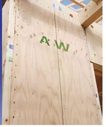 耐力壁パネルは強度5.0になります