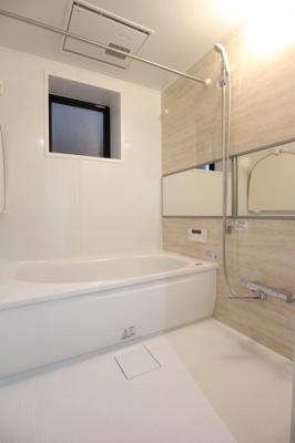 【浴室】アンピール古賀