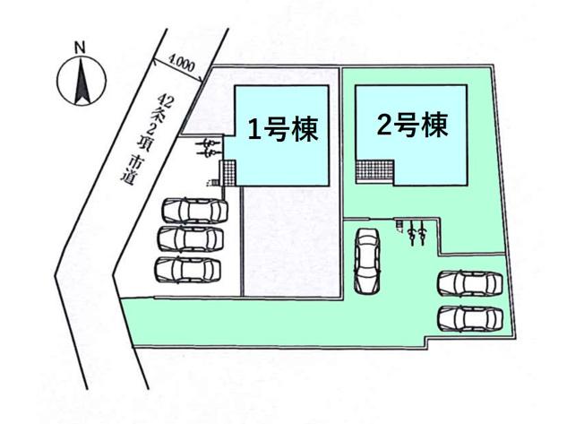《 玄関 》現地見学や詳細は 株式会社レオホーム へお気軽にご連絡下さい。