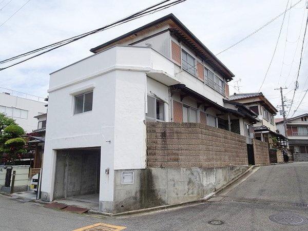 【外観】岸和田市極楽寺町 中古戸建