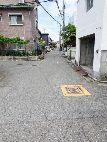 【前面道路含む現地写真】岸和田市極楽寺町 中古戸建