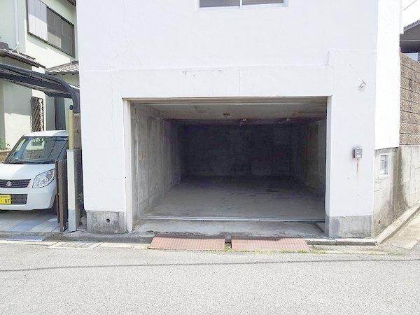 【駐車場】岸和田市極楽寺町 中古戸建