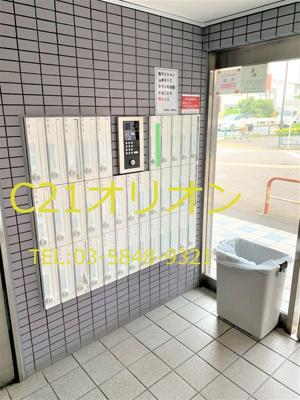 【エントランス】グランヴェル中村橋(ナカムラバシ)-4F