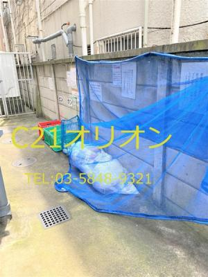 【その他共用部分】グランヴェル中村橋(ナカムラバシ)-4F