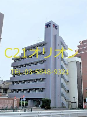 【外観】グランヴェル中村橋(ナカムラバシ)-4F