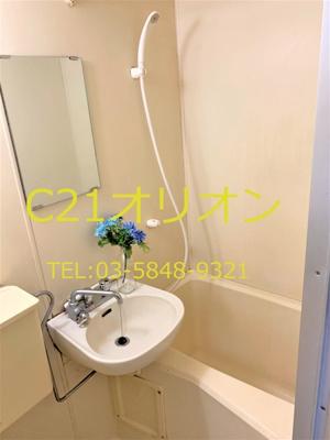 【浴室】グランヴェル中村橋(ナカムラバシ)-4F