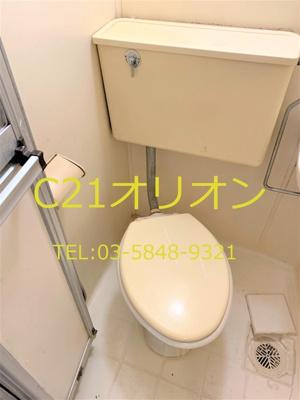 【トイレ】グランヴェル中村橋(ナカムラバシ)-4F