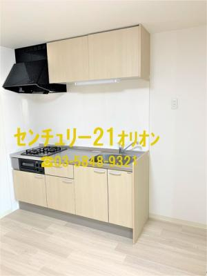 【キッチン】音羽ビル(オトワビル)