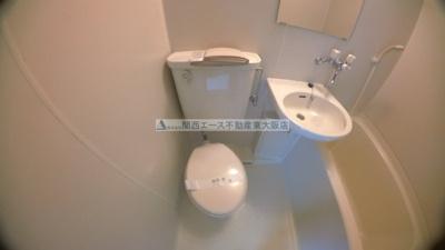 【トイレ】PALMIZIO花園Ⅳ