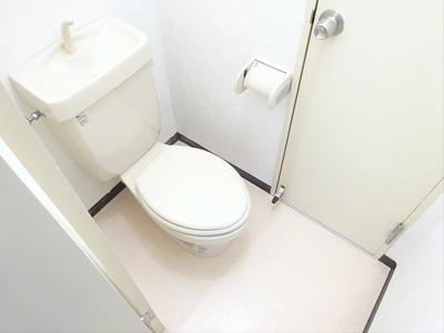 【トイレ】明大前グランドハイツ