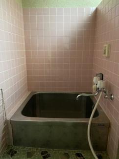 【浴室】近江八幡市西生来町 中古戸建