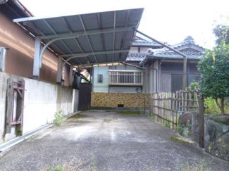 【駐車場】近江八幡市西生来町 中古戸建