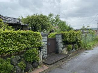【外観】近江八幡市西生来町 中古戸建