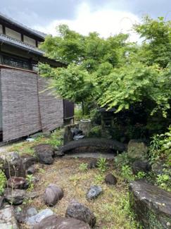 【庭】近江八幡市西生来町 中古戸建