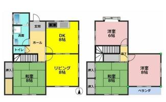 岐阜市日置江 中古住宅 小学校まで徒歩5分! 日置江バス停徒歩3分!