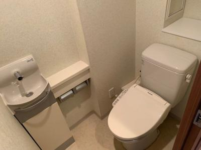 独立手洗い器