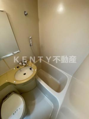 【浴室】平川ハイムNo.2
