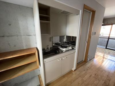 【キッチン】shin apartment