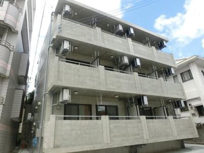 【外観】shin apartment