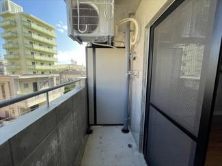 【バルコニー】shin apartment