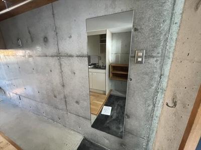 【玄関】shin apartment