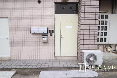 【エントランス】エムワイビル
