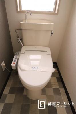 【トイレ】エムワイビル
