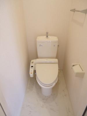 【トイレ】エントピア幸 A・B・