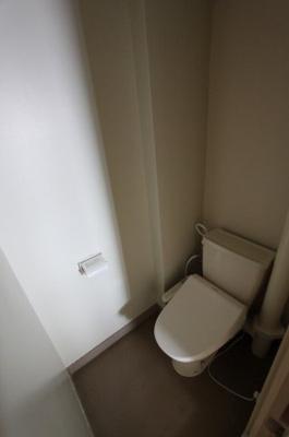 写真は603号室です