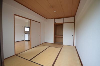 【和室】フォーブル川村Ⅱ