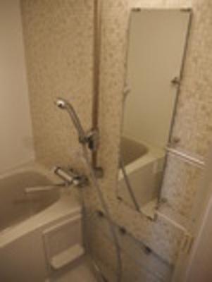 【浴室】クレイシア日本橋水天宮前