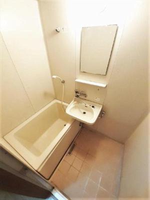 【浴室】叶ハイツ