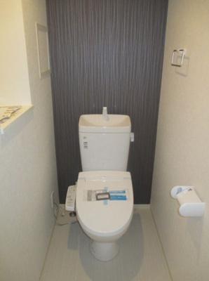【トイレ】レジデンシア花の木