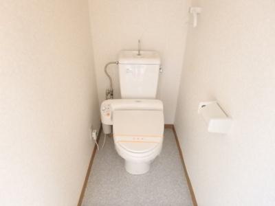【トイレ】メゾンコスモス