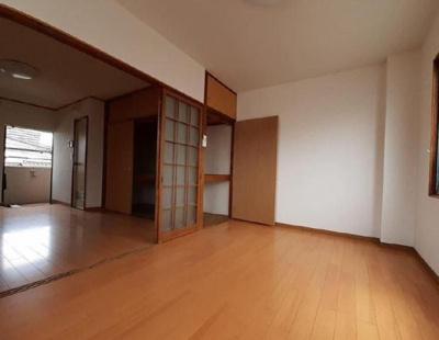 【洋室】エコーアパート