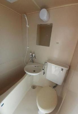 【浴室】エコーアパート