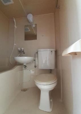 【トイレ】エコーアパート