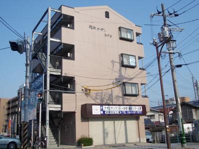 【外観】館町ガーデンHITS