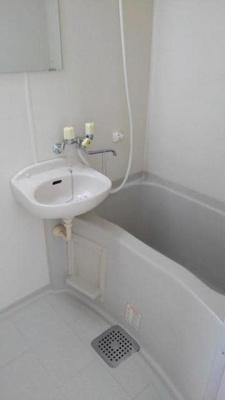 【浴室】館町ガーデンHITS