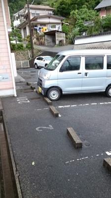 【駐車場】ニュークレストールスナサキ