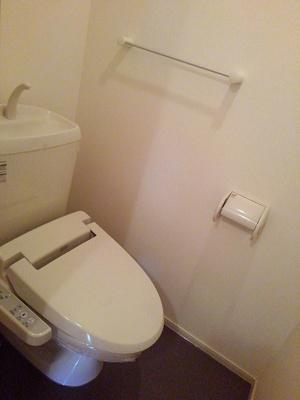 【トイレ】カレント ヴィラ