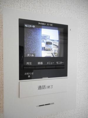 【セキュリティ】ジュネスメゾン B