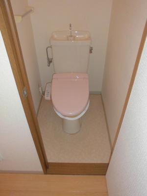 【トイレ】メゾン・ベルラルジュ